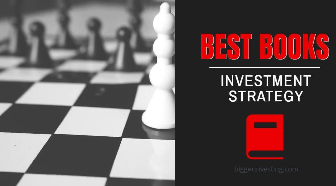 13 Best Books on Investment Strategy