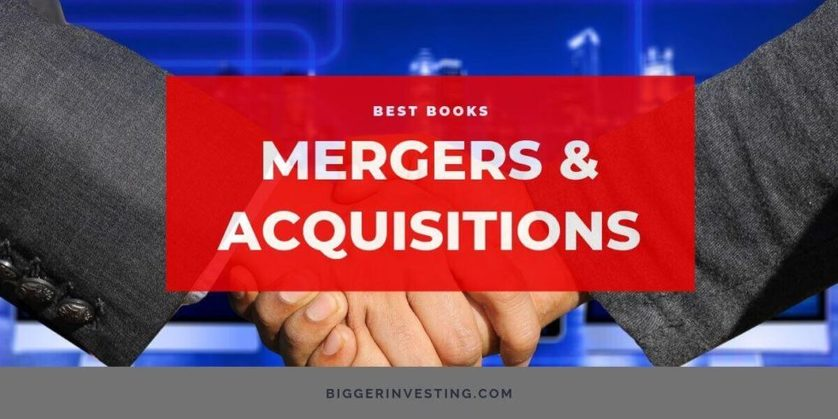 18 Best Books on Mergers and Acquisitions