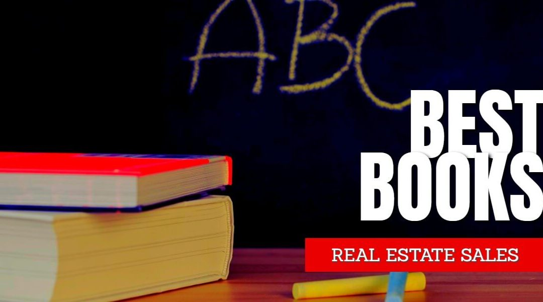 19 Best Books on Real Estate Sales