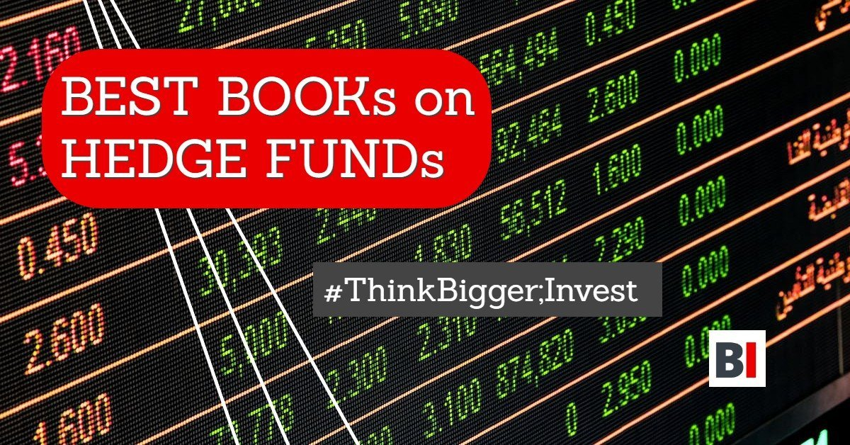 Best Books on Hedge Funds