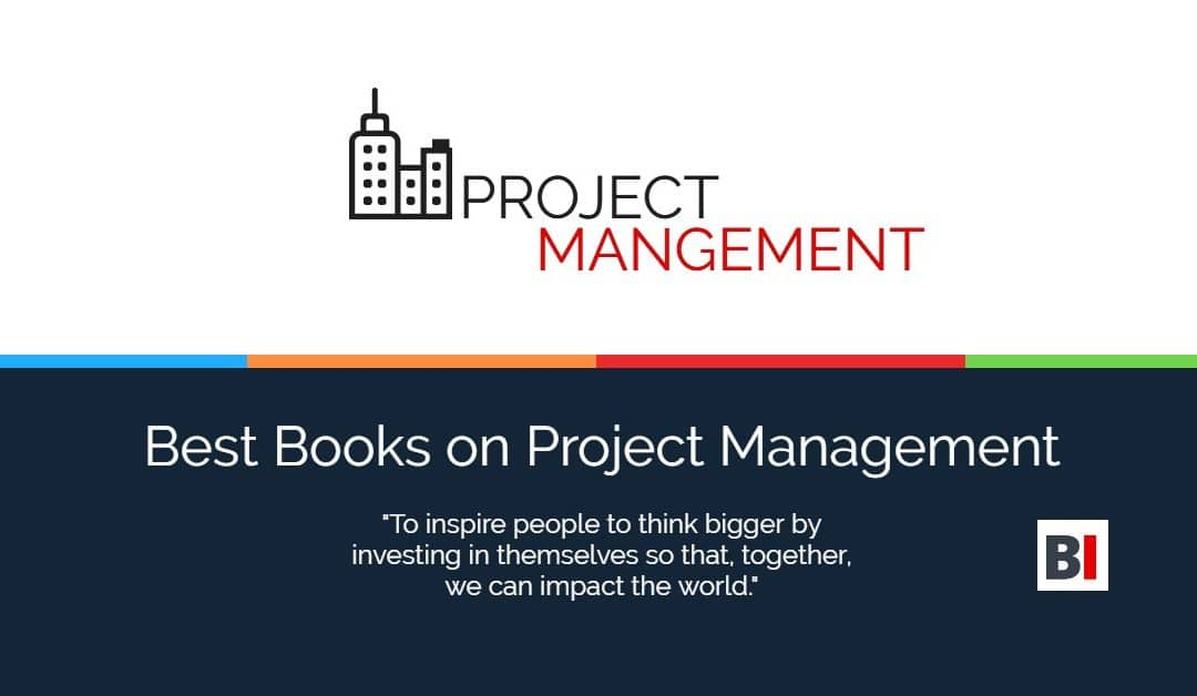 14 Best Books on Project Management
