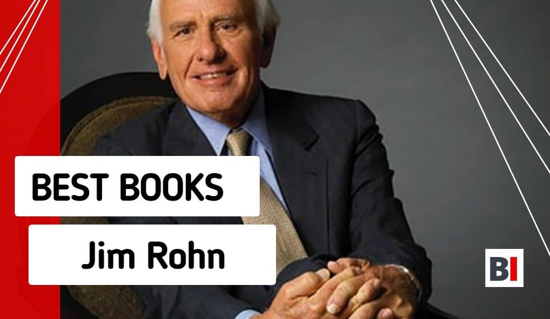 7 Best Books by Jim Rohn