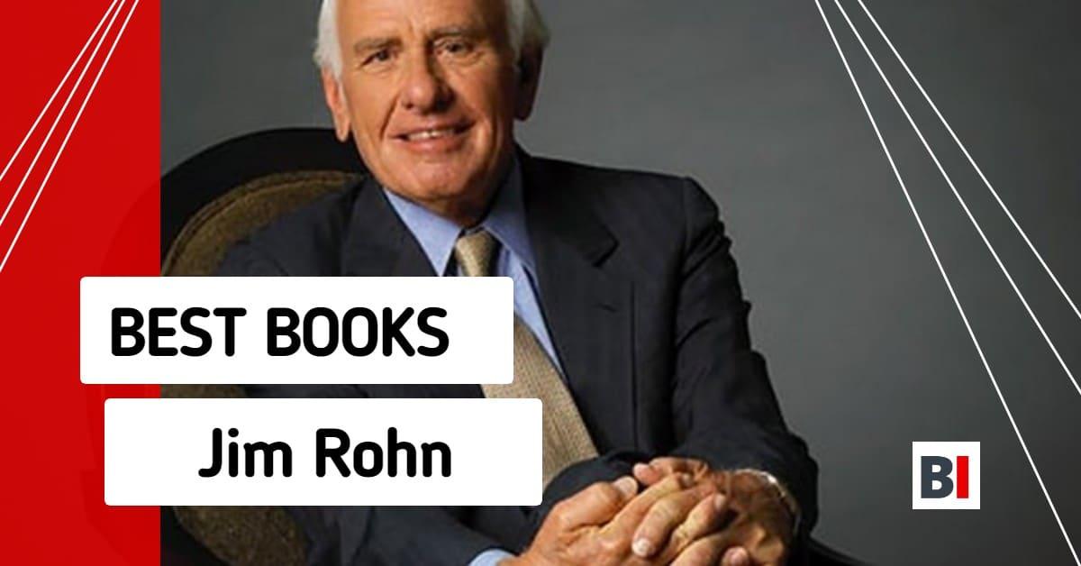 Best Books by Jim Rohn