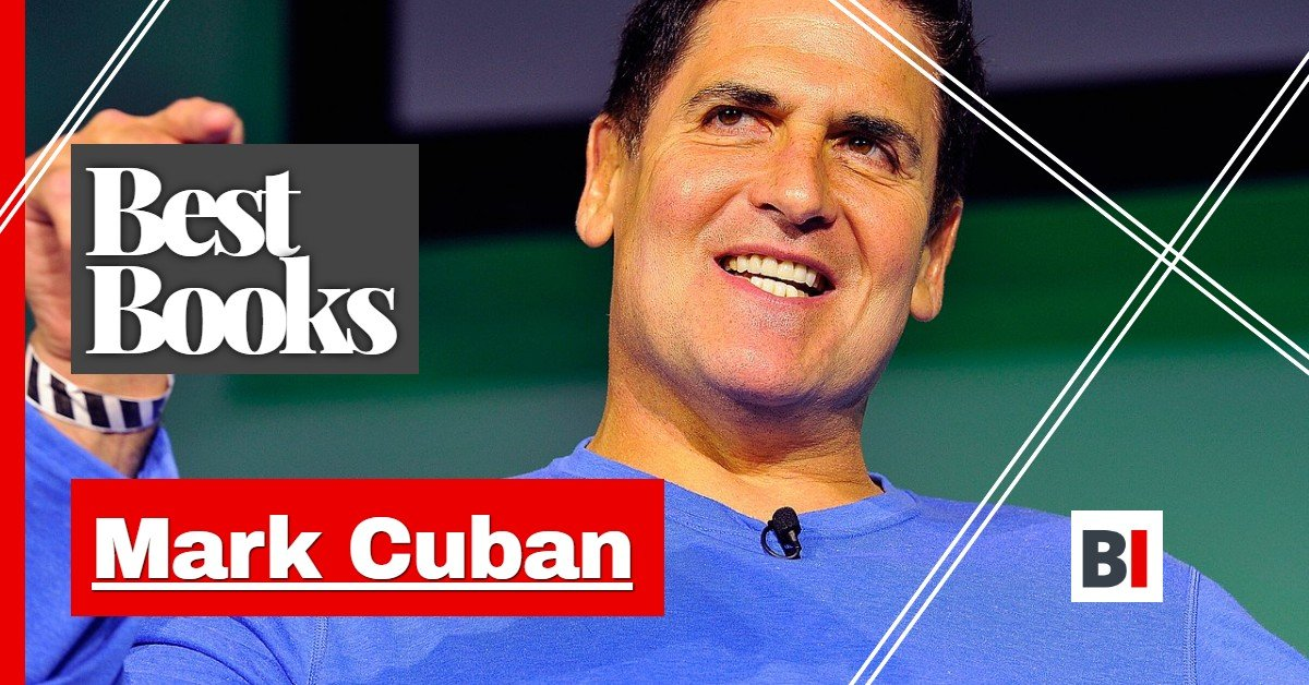 best books by Mark Cuban