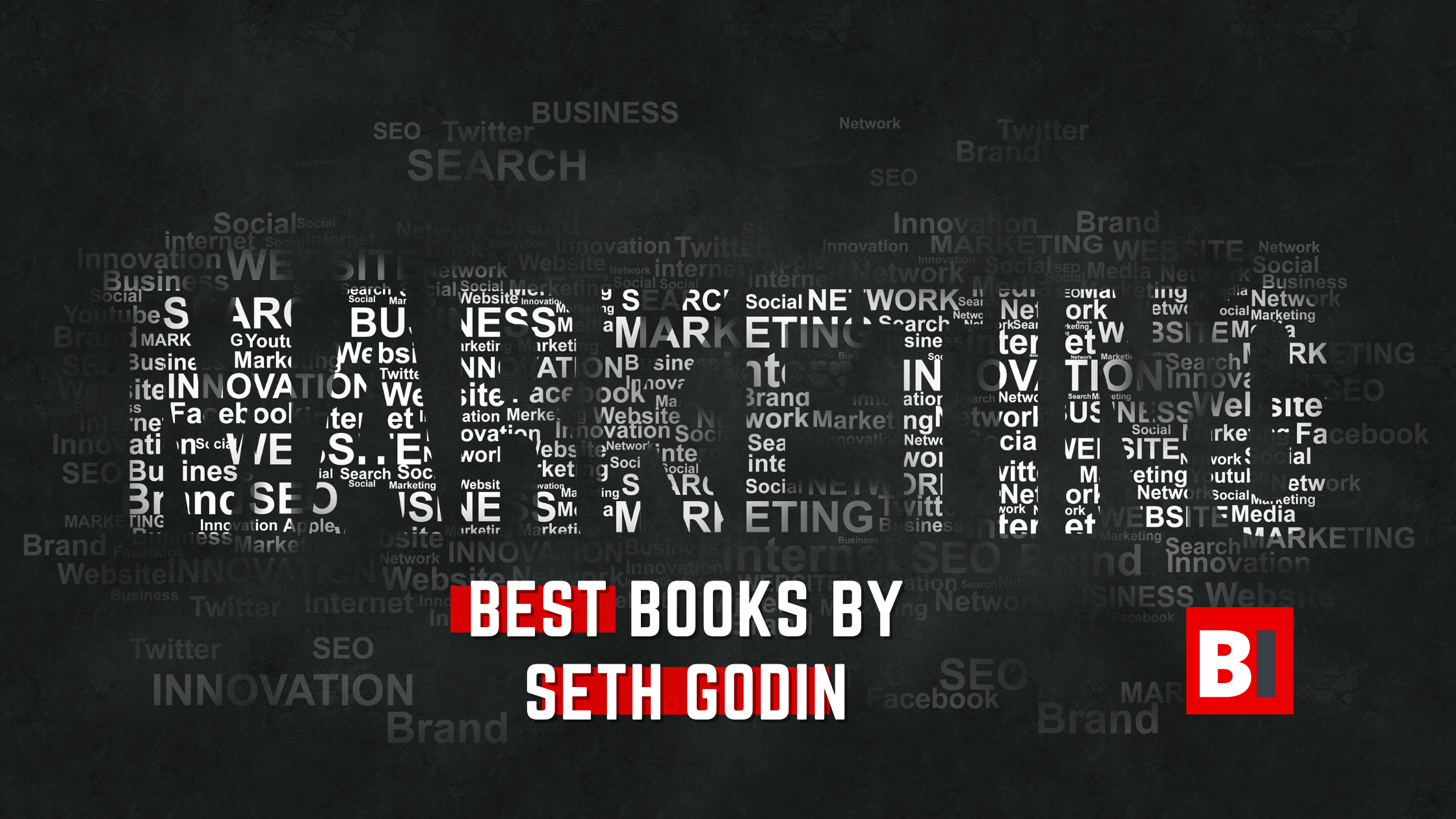 Best Books by Seth Godin
