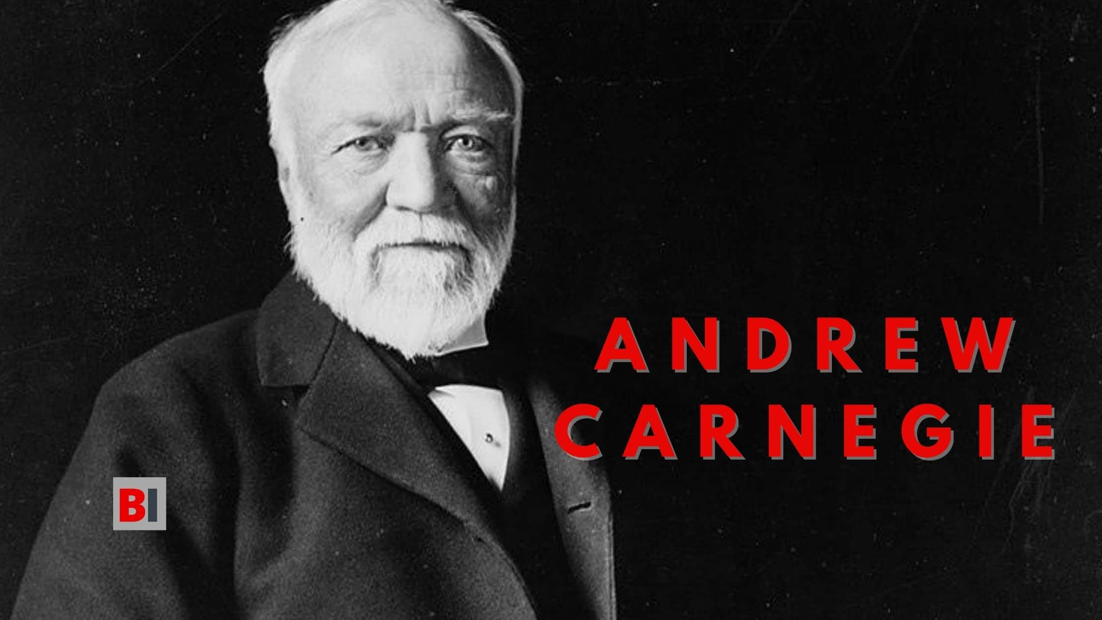 Best Books by Andrew Carnegie