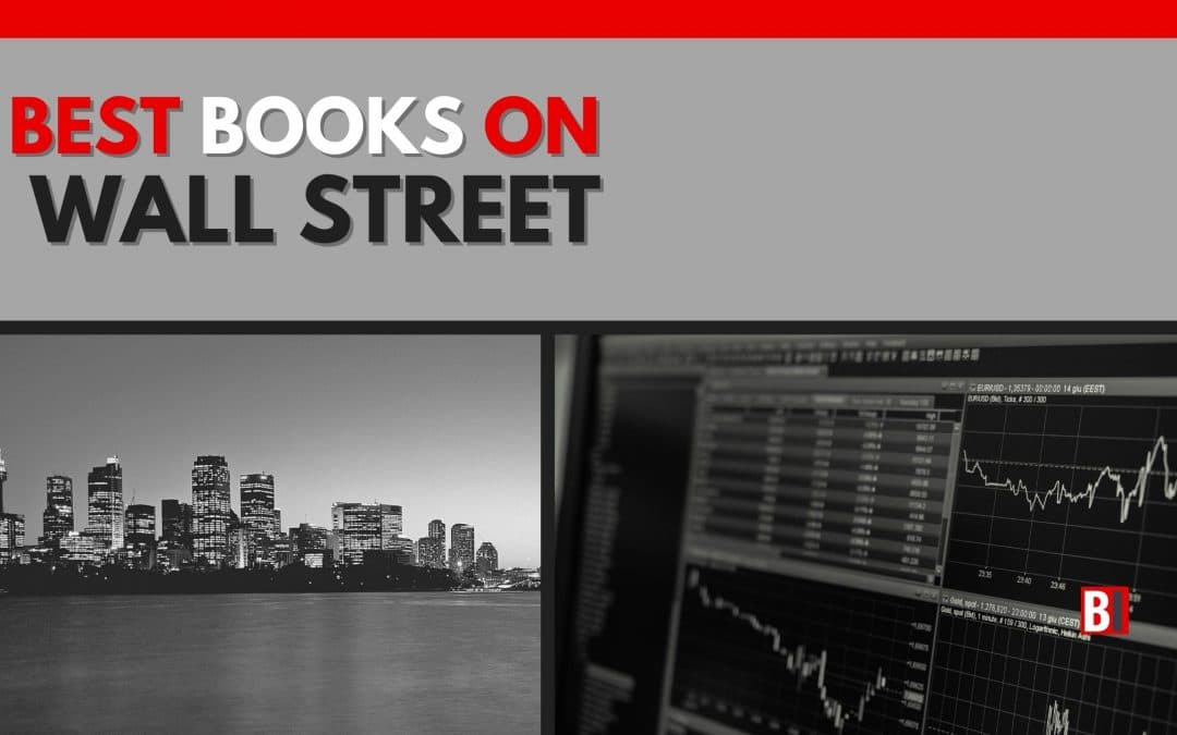 14 Best Books on Wall Street