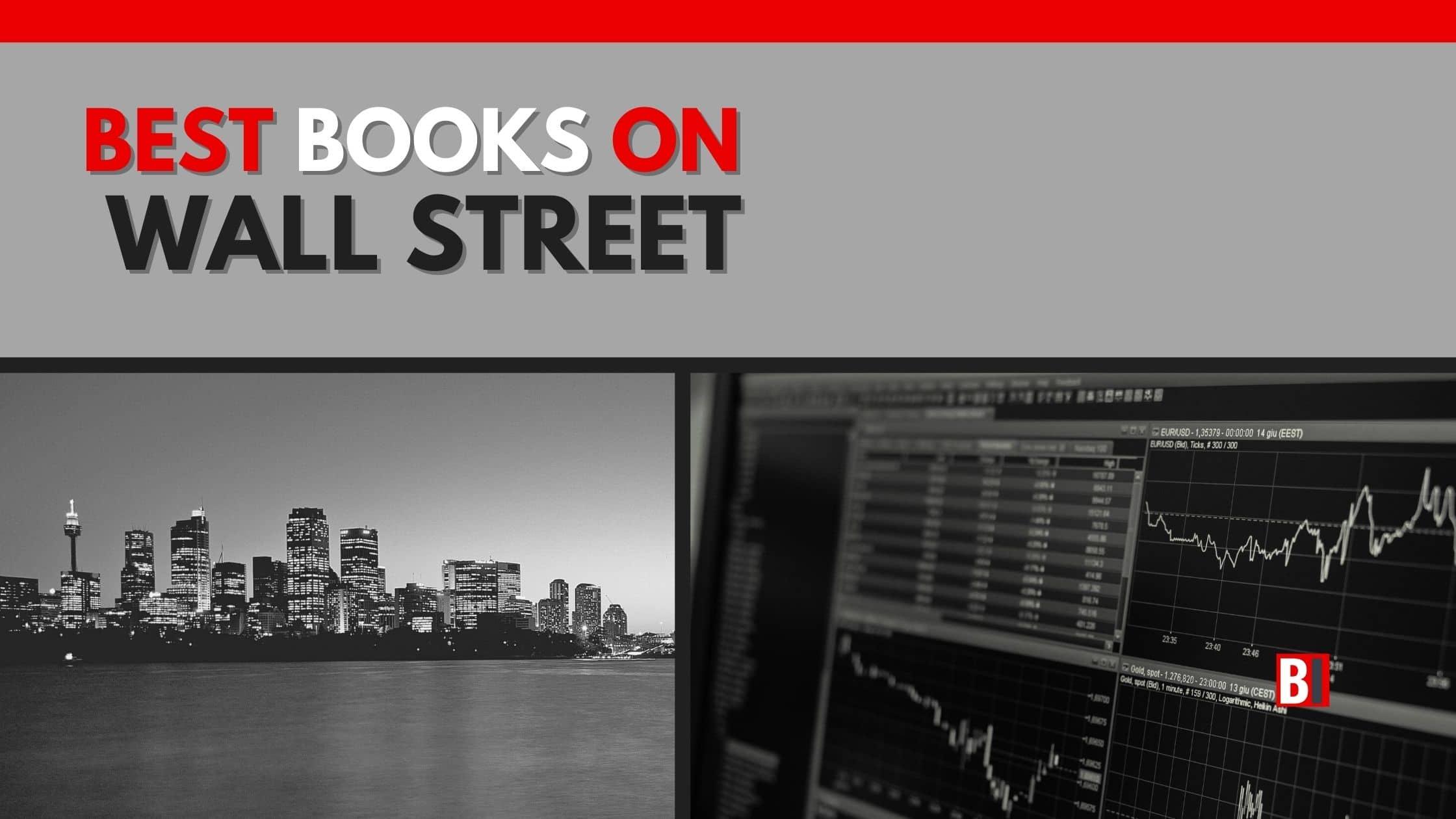 Best Books on Wall Street
