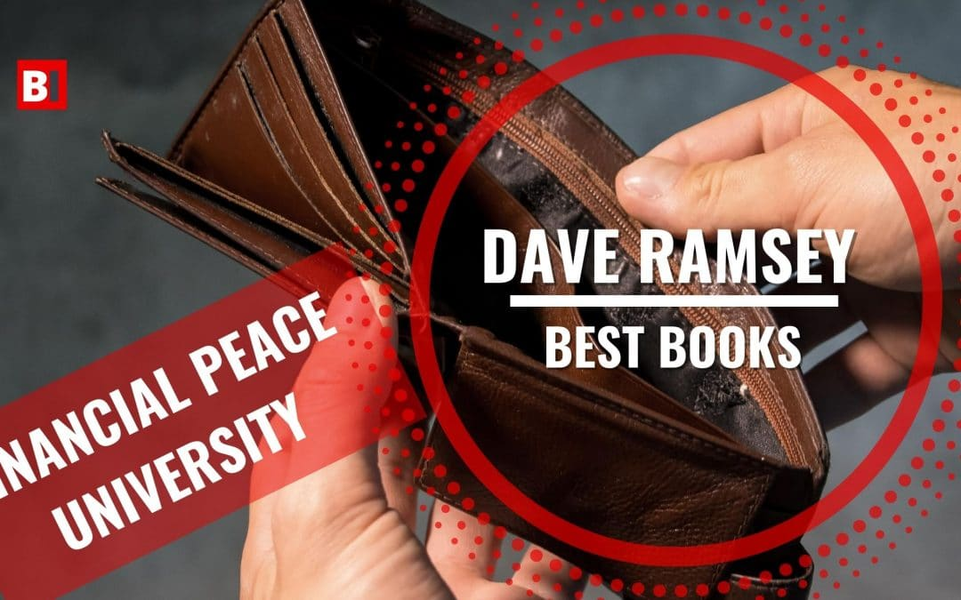 Top 5 Best Books by Dave Ramsey