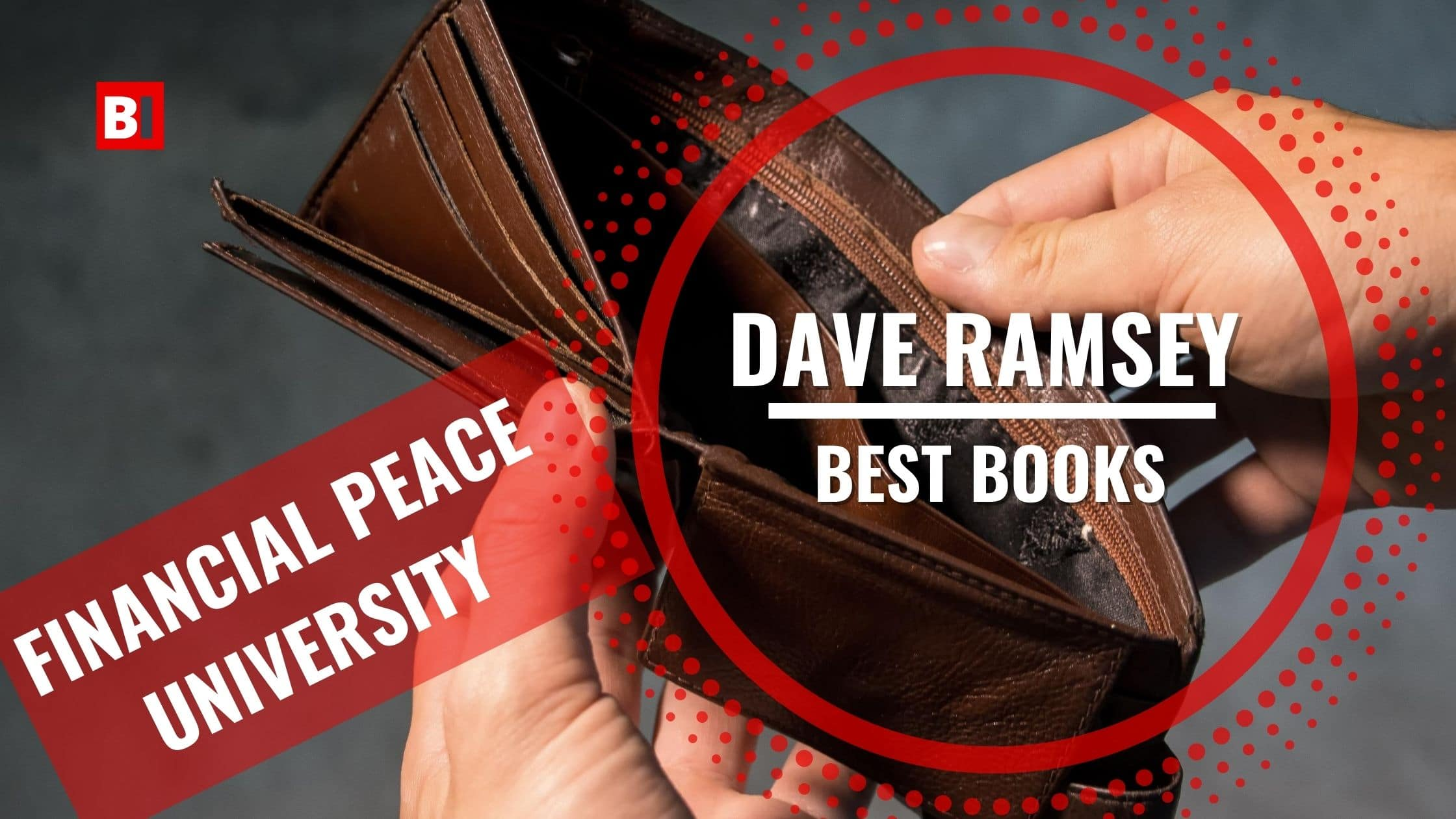 Best Books by Dave Ramsey