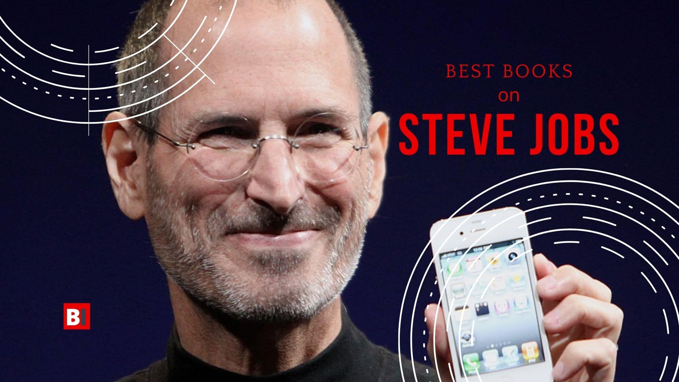 Best Books on Steve Jobs