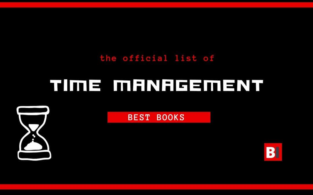 23 Best Books on Time Management
