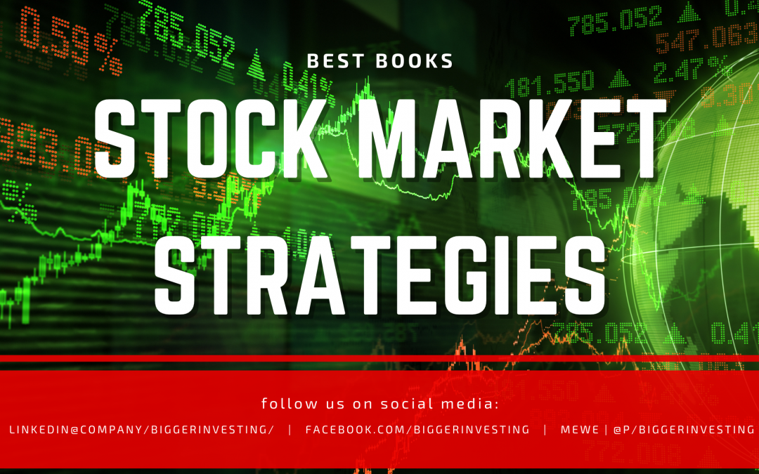 15 Best Books on Stock Market Strategies