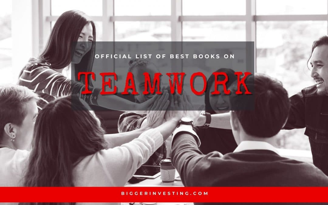 22 Best Books on Teamwork