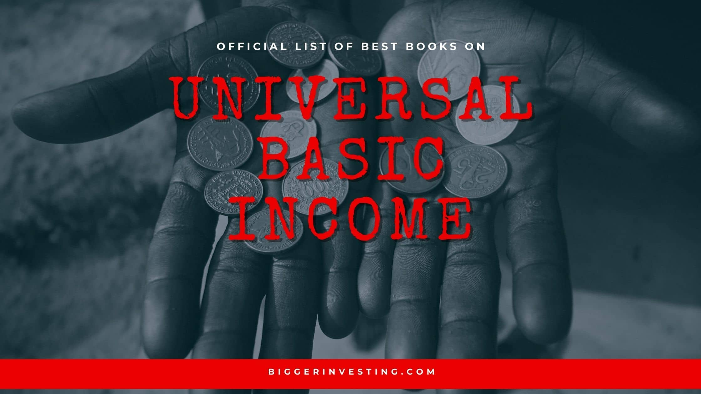 Best Books on Universal Basic Income