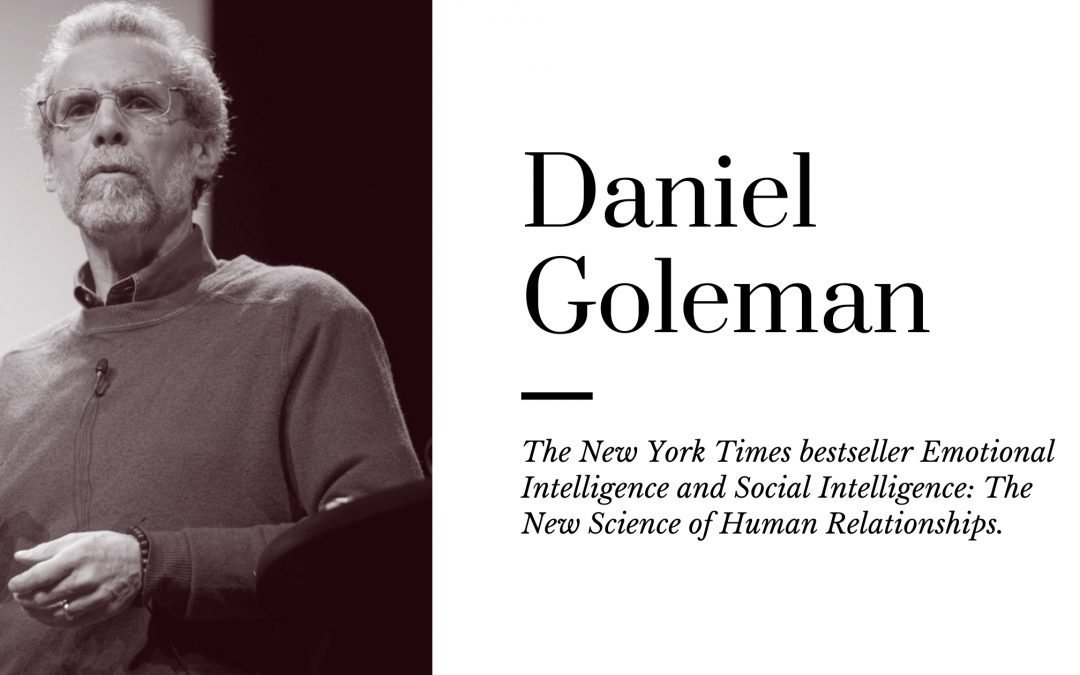 12 Best Books Written By Daniel Goleman