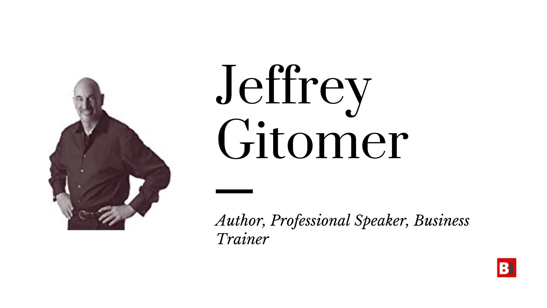Best Books Written By Jeffrey Gitomer