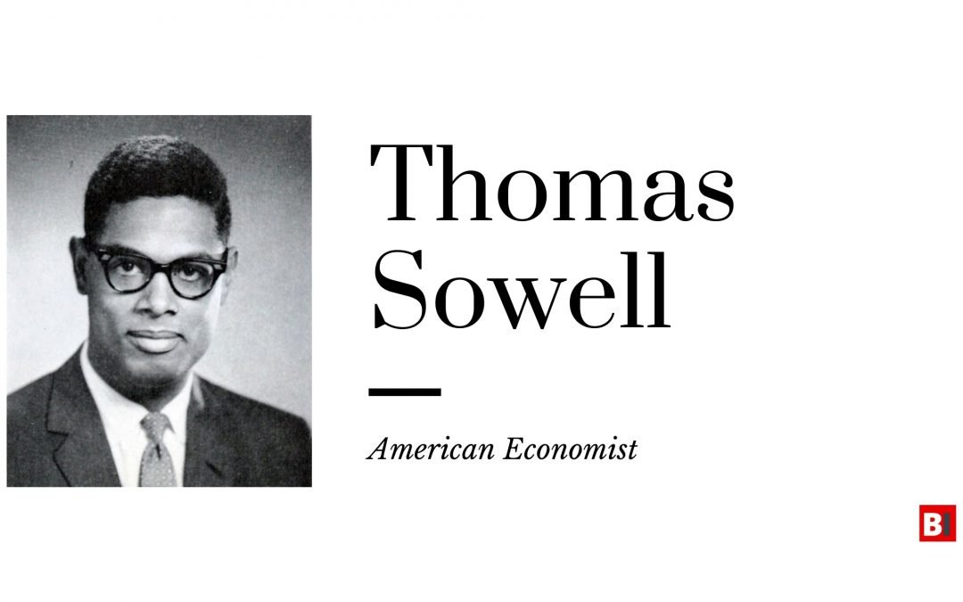32 Best Books Written By Thomas Sowell