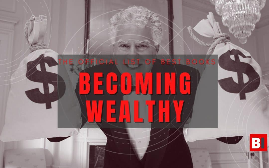 32 Best Books on Becoming Wealthy
