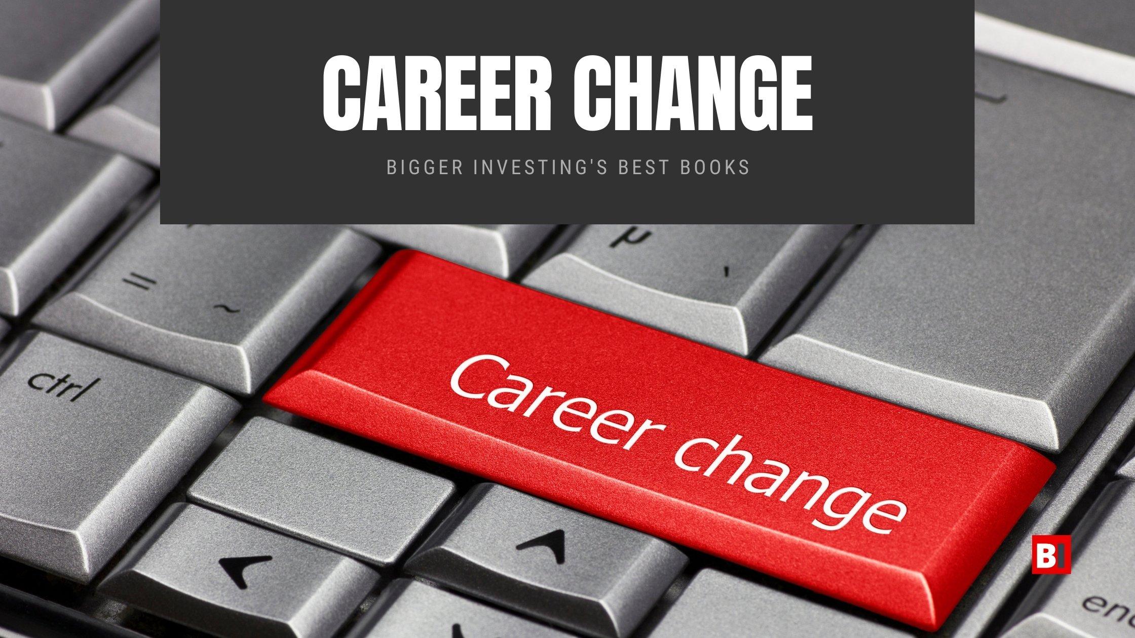 Best Books on Career Change