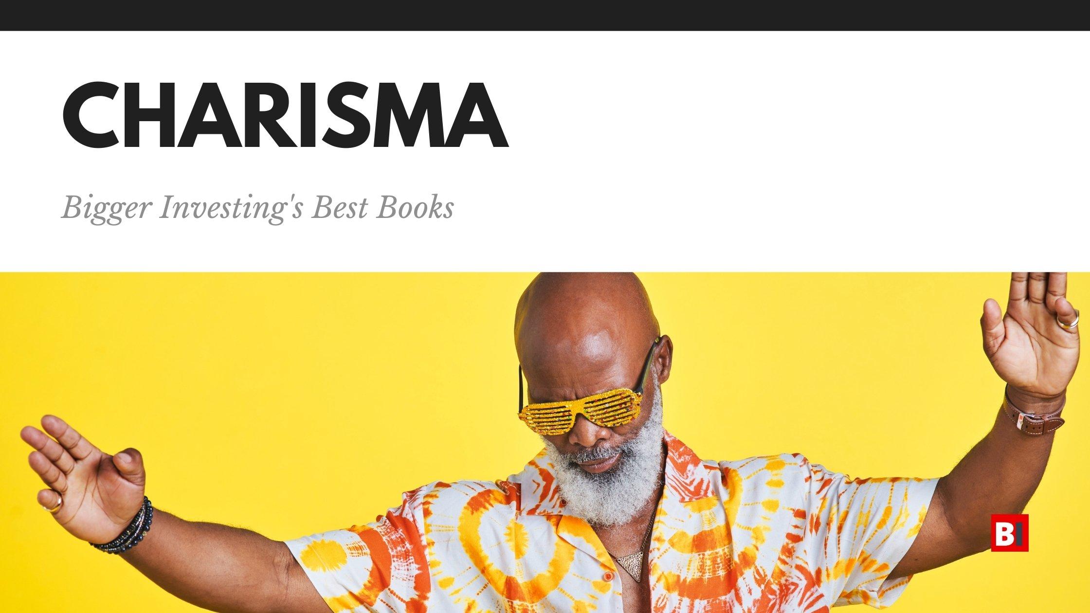 Best Books on Charisma