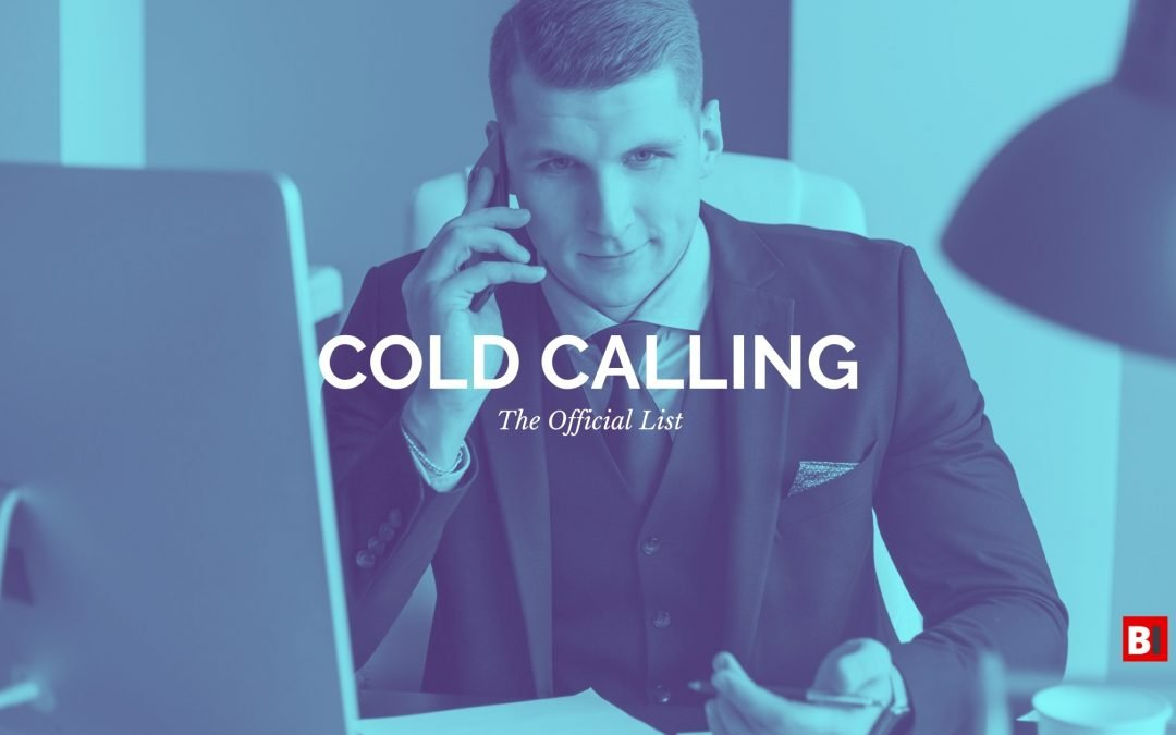 27 Best Books on Cold Calling