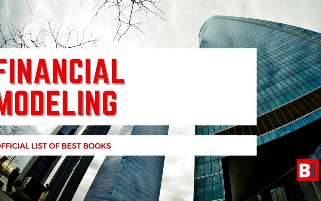 18 Best Books on Financial Modeling