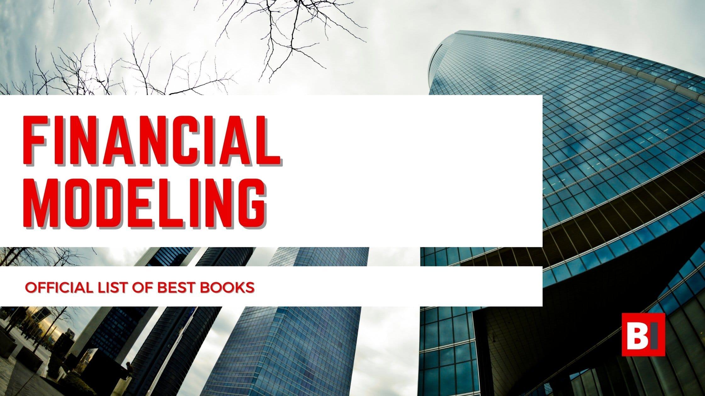 Best Books on Financial Modeling