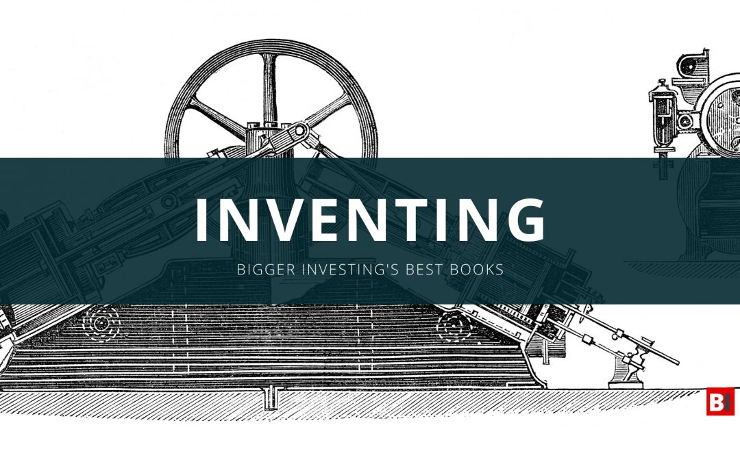 38 Best Books on Inventing
