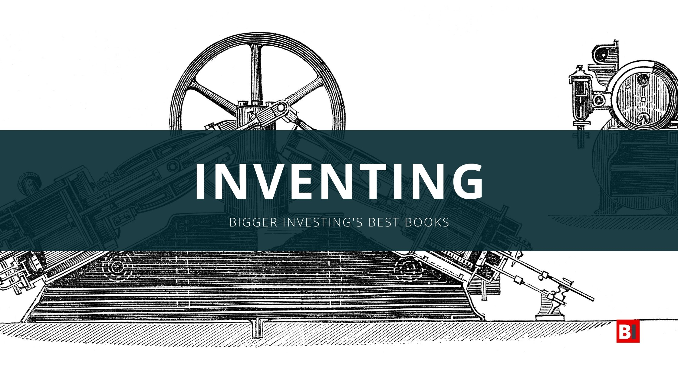 Best Books on Inventing (1)