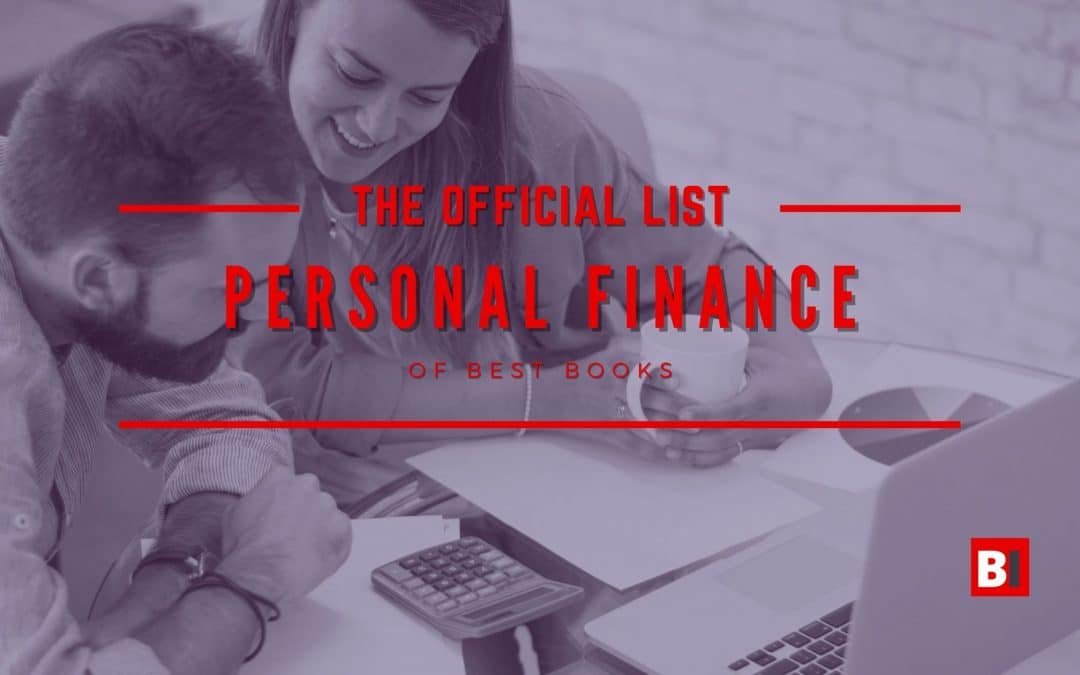 34 Best Books on Personal Finance