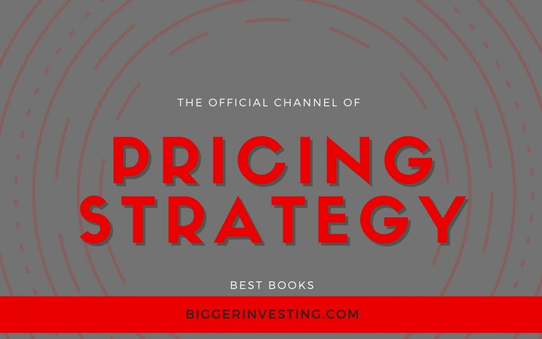 33 Best Books on Pricing Strategy