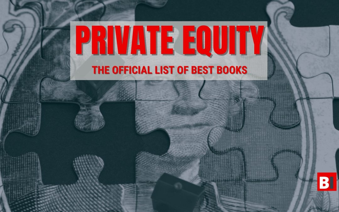 41 Best Books on Private Equity
