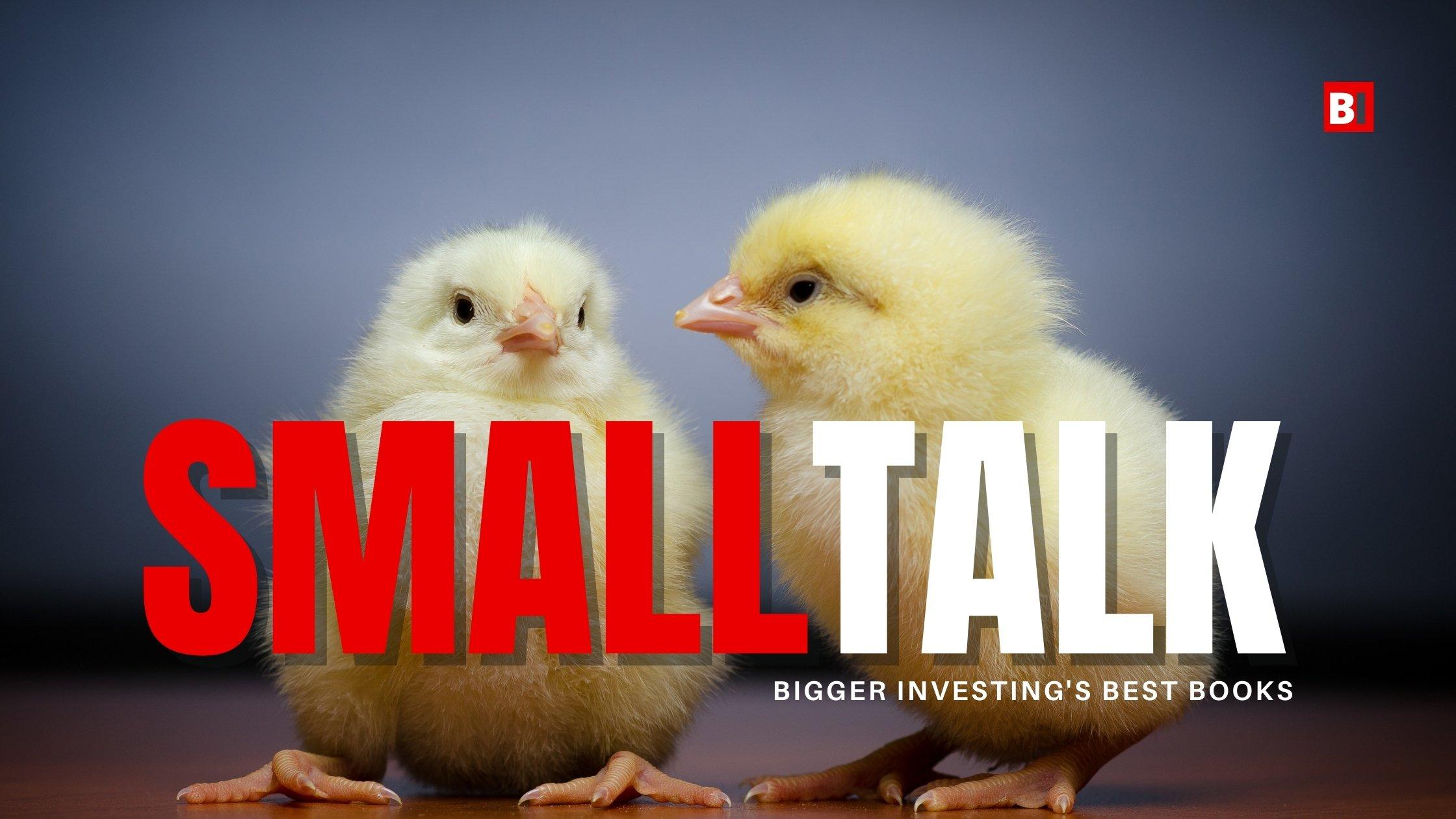 Best Books on Small Talk
