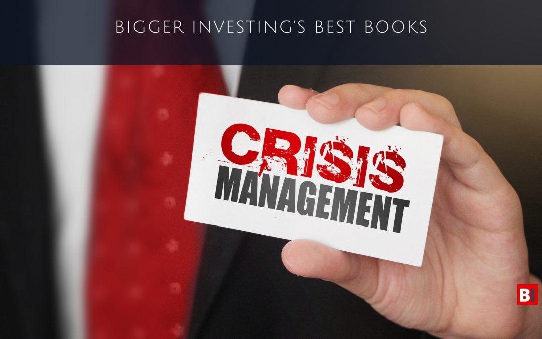 21 Best Books on Crisis Management