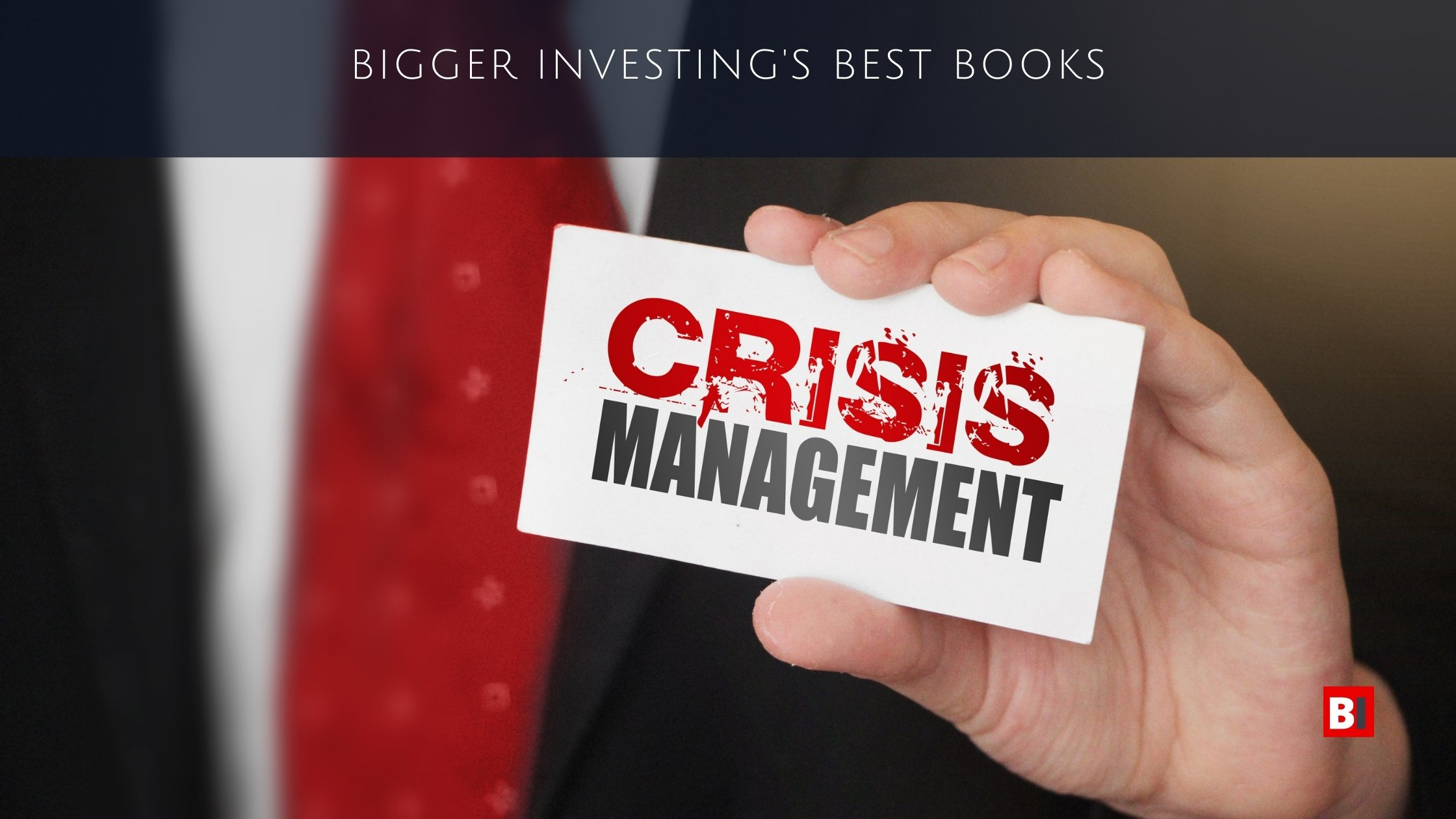 Best Books on Crisis Management