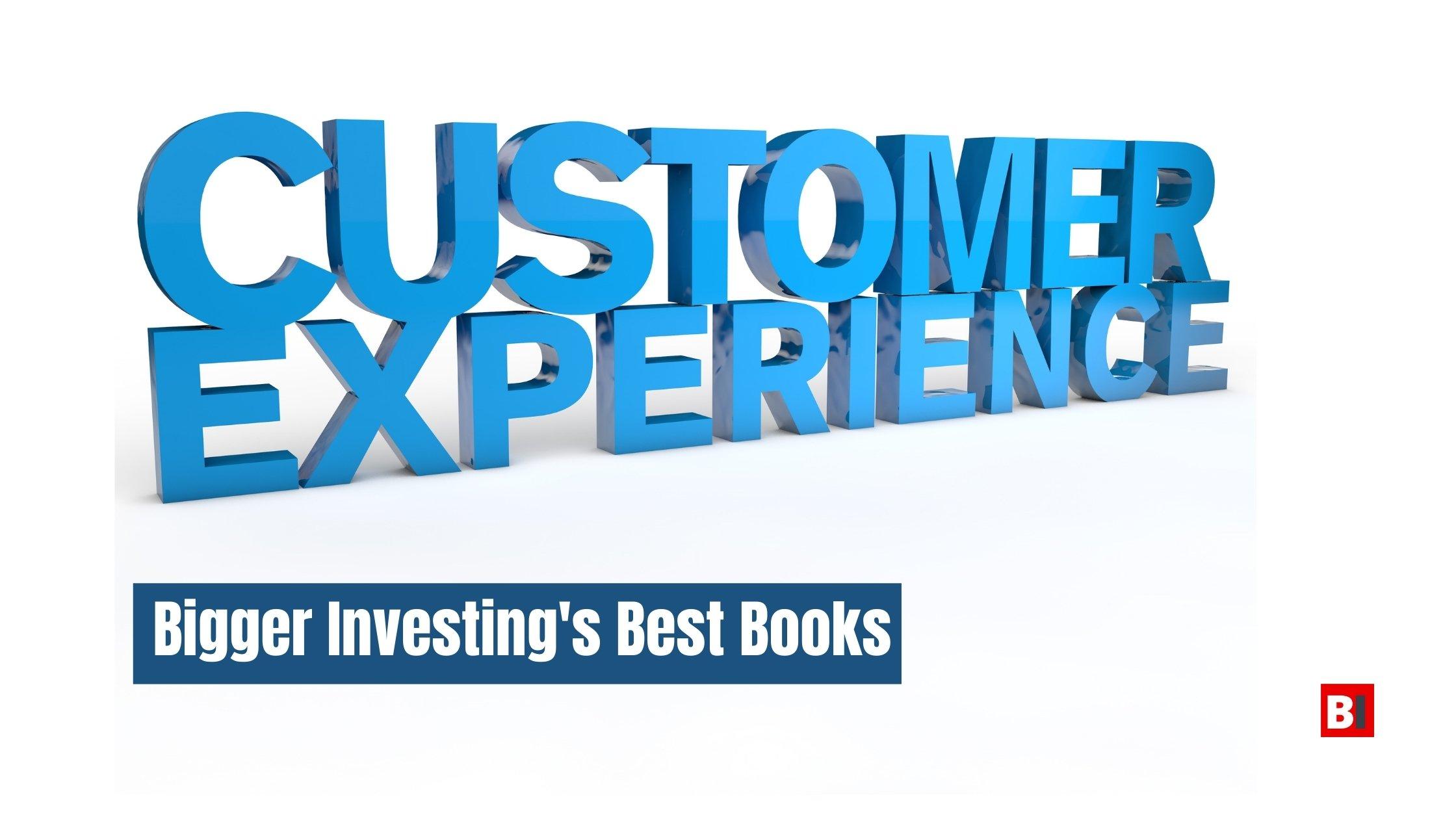 Best Books on Customer Experience
