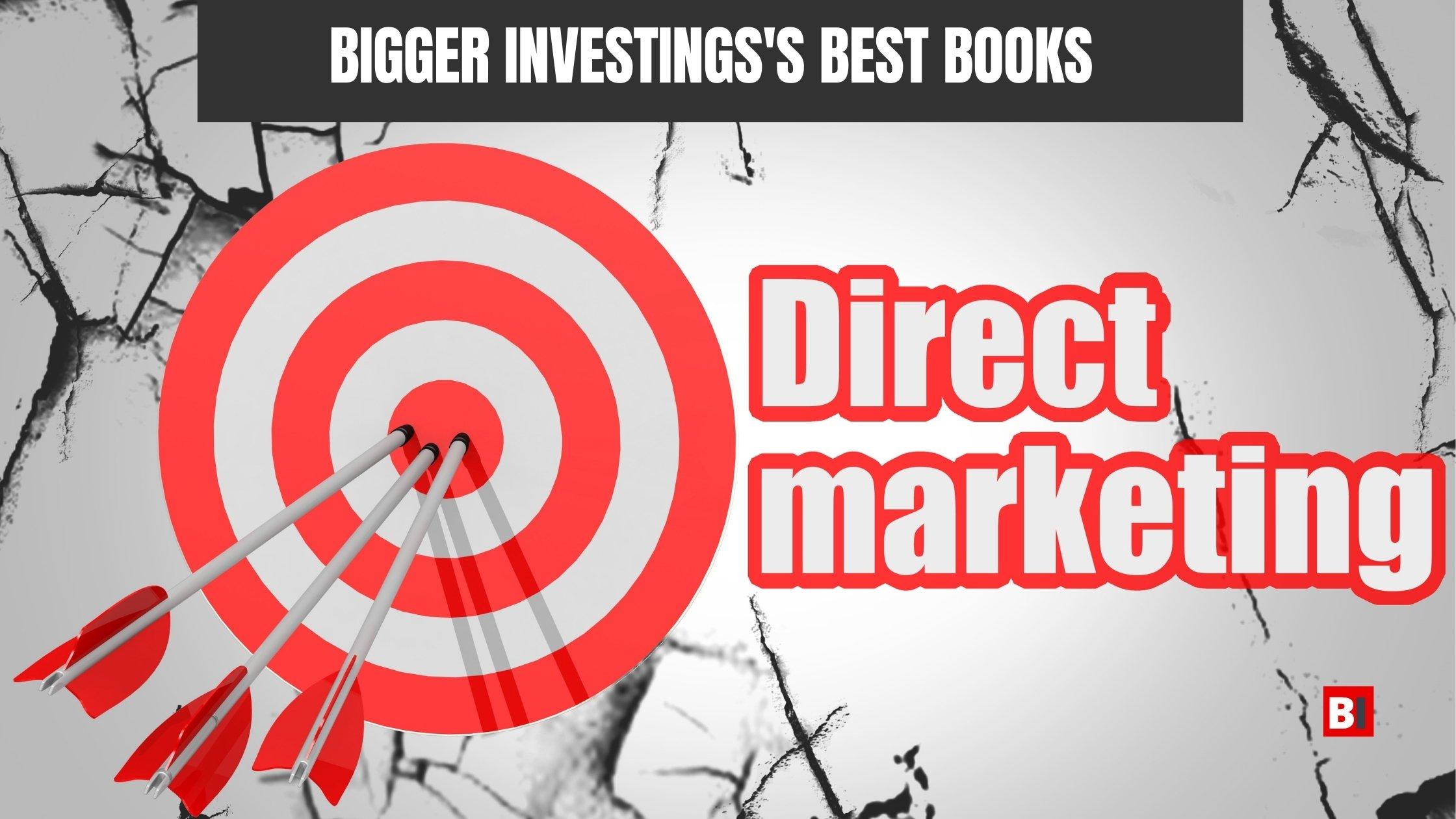 Best Books on Direct Marketing