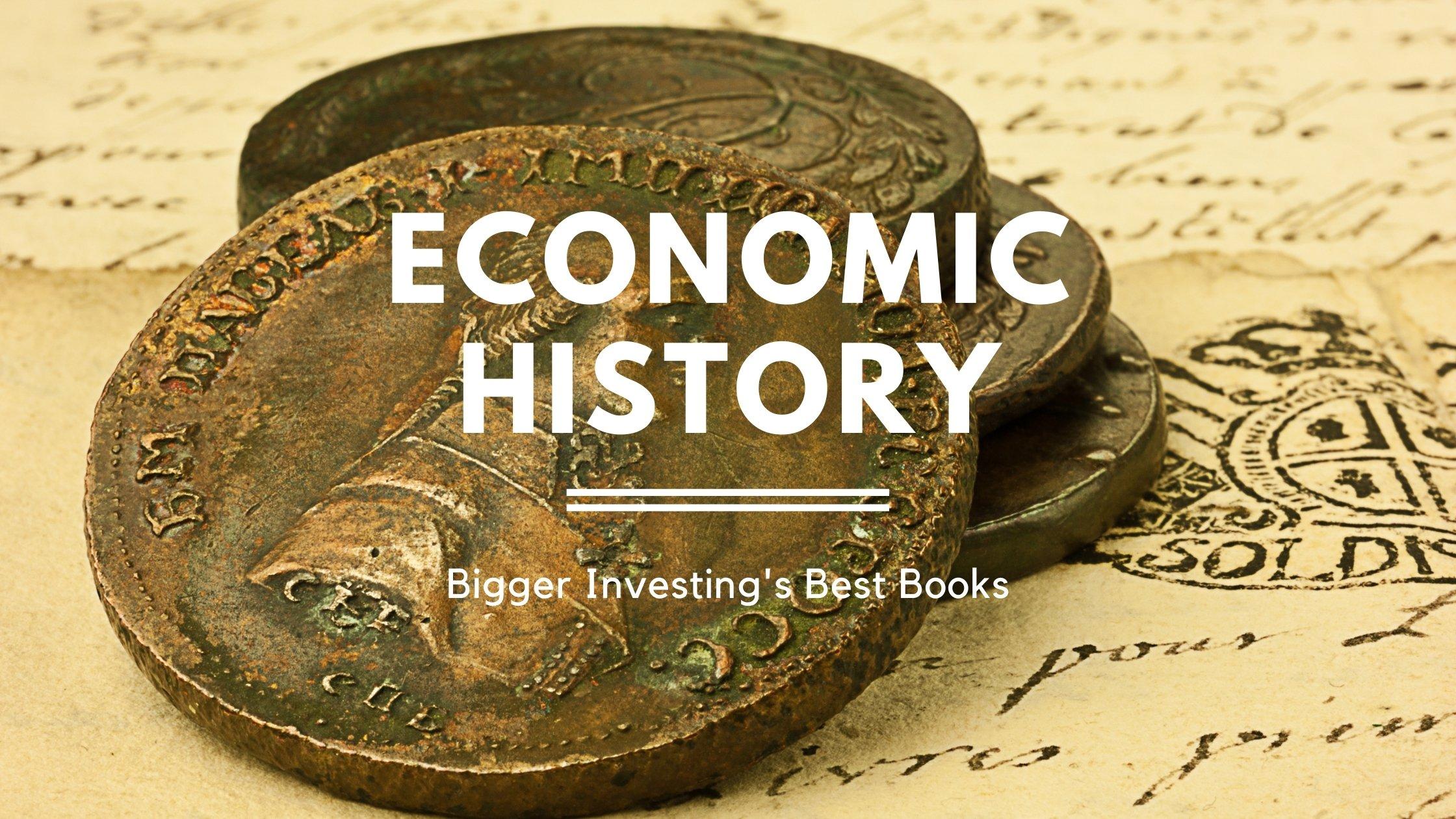 Best Books on Economic History