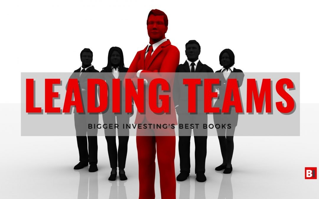 51 Best Books on Leading Teams