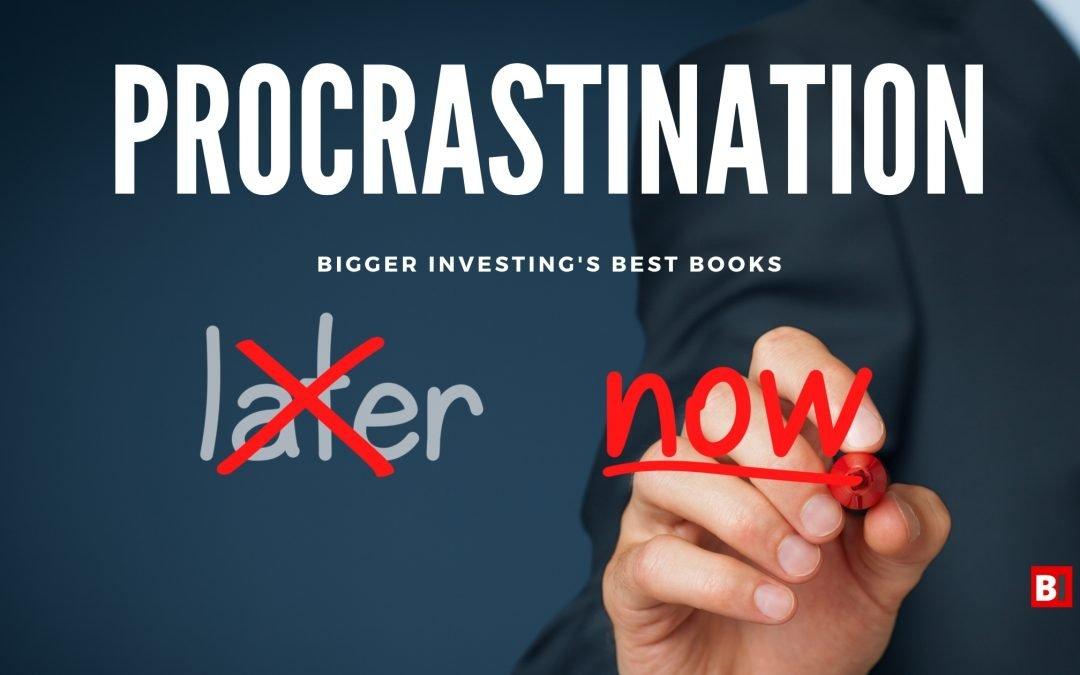 16 Best Books on Procrastination