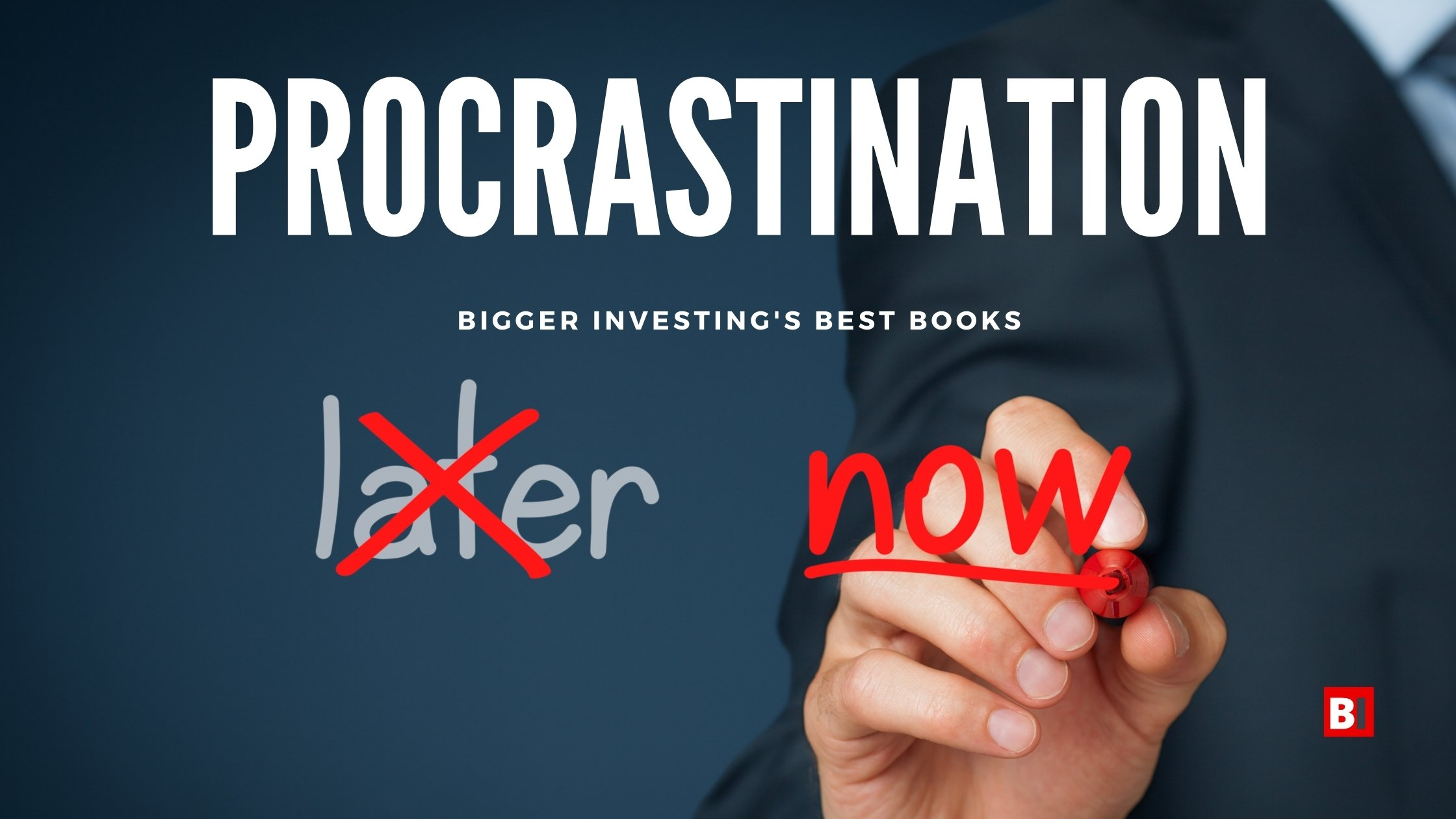 Best Books on Procrastination