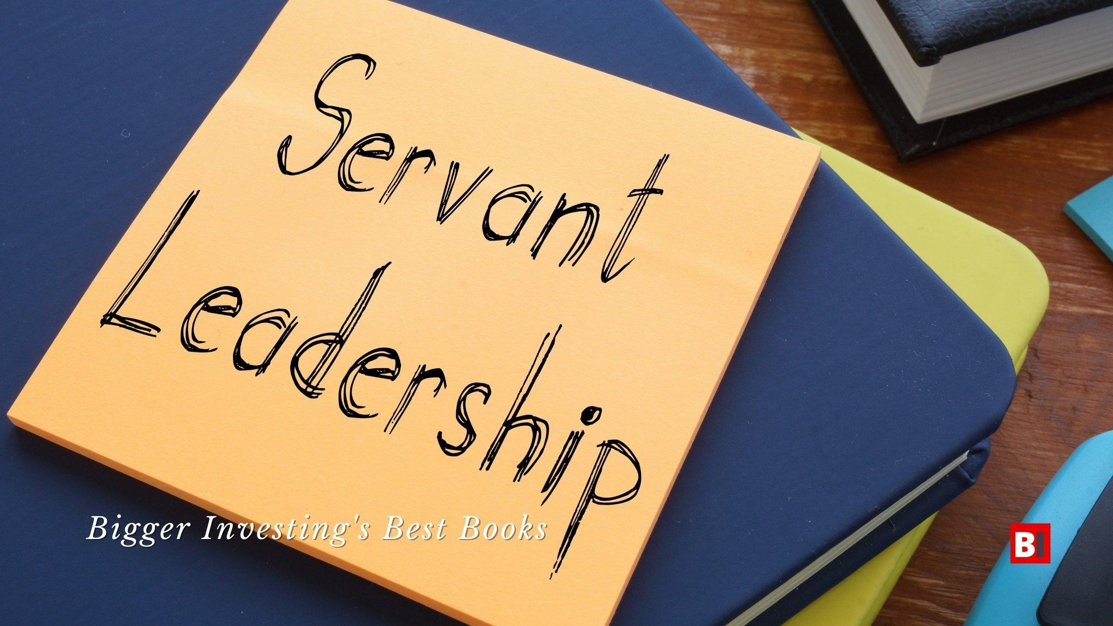 Best Books on Servant Leadership
