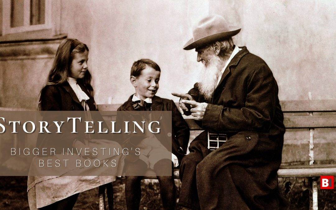 19 Best Books on Storytelling