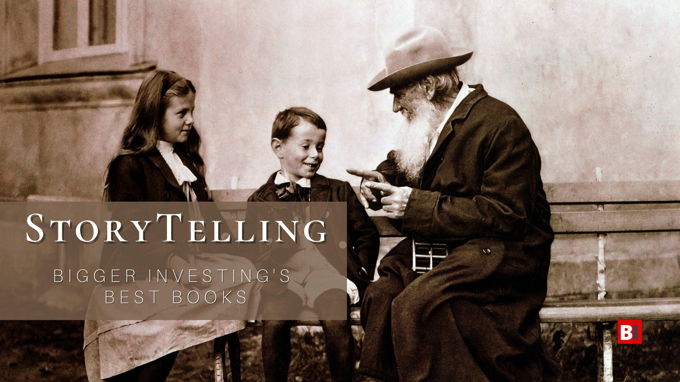 Best Books on Storytelling