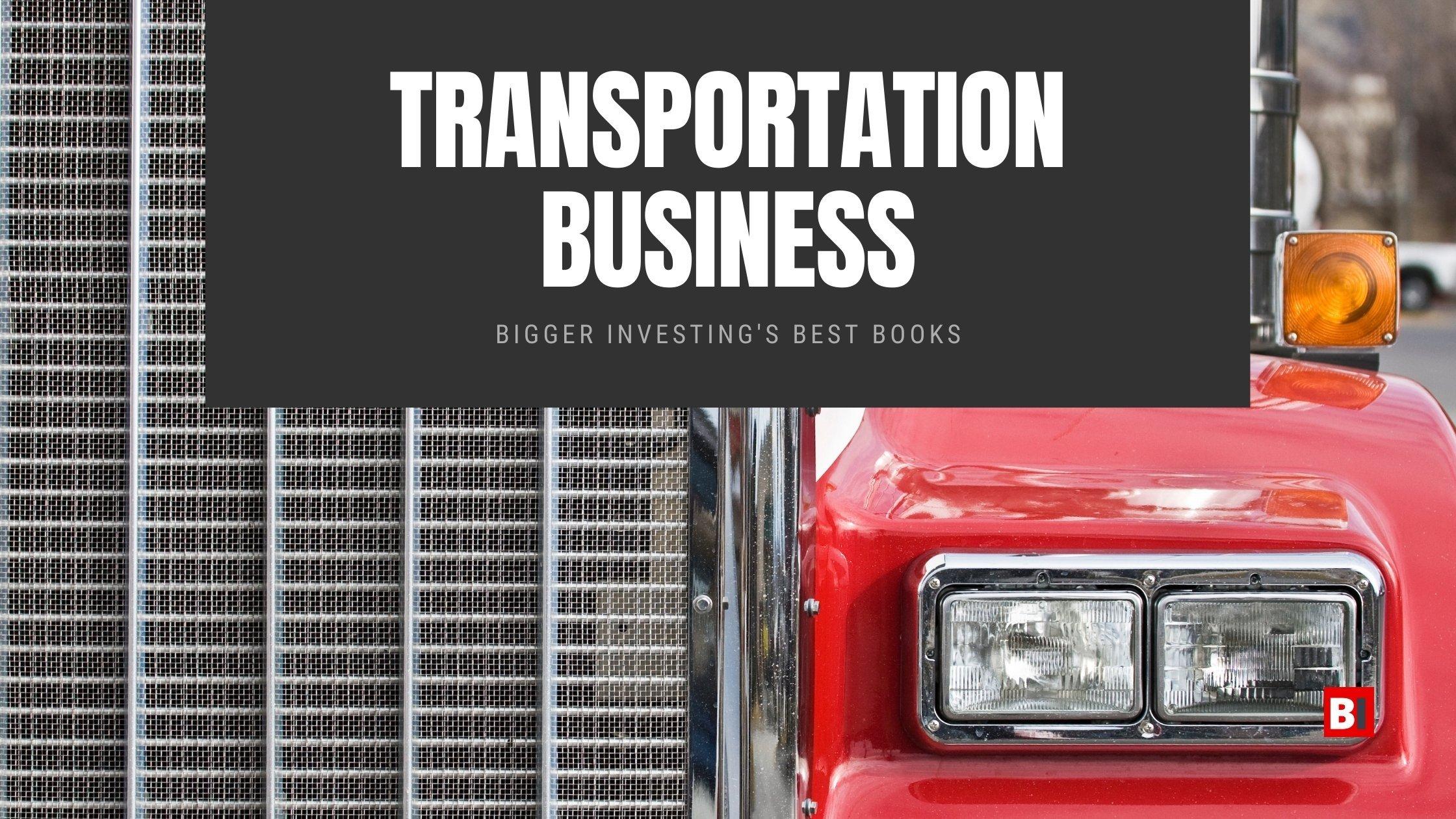 Best Books on Transportation Business