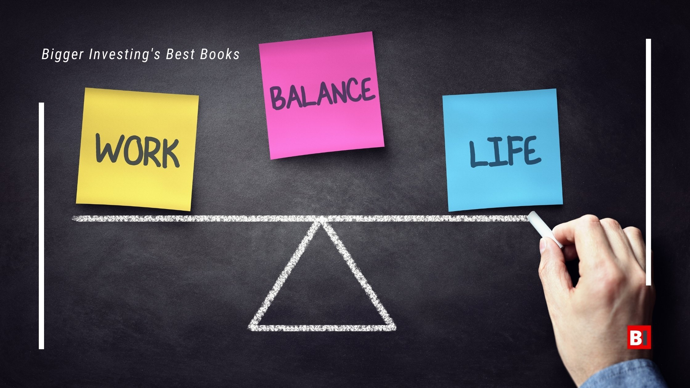 Best Books on Work-Life-Balance