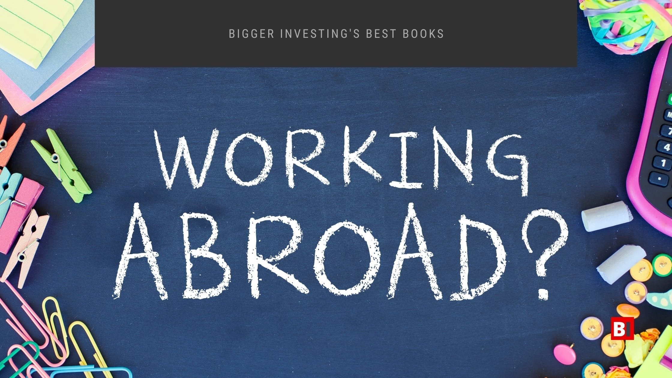 Best Books on Working Abroad