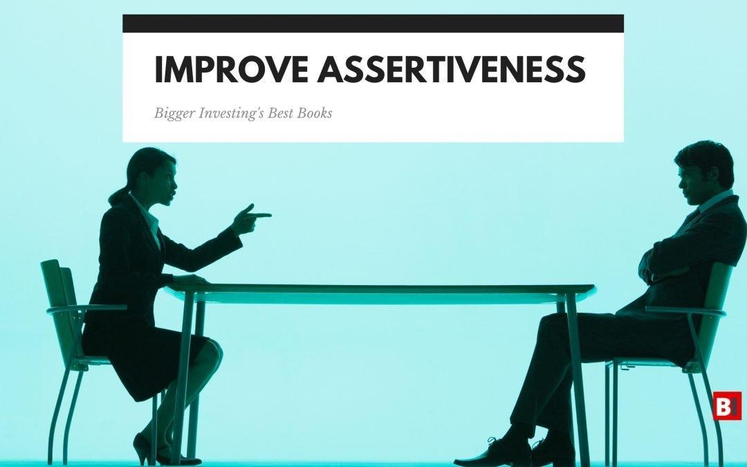 20 Best Books to Improve Assertiveness