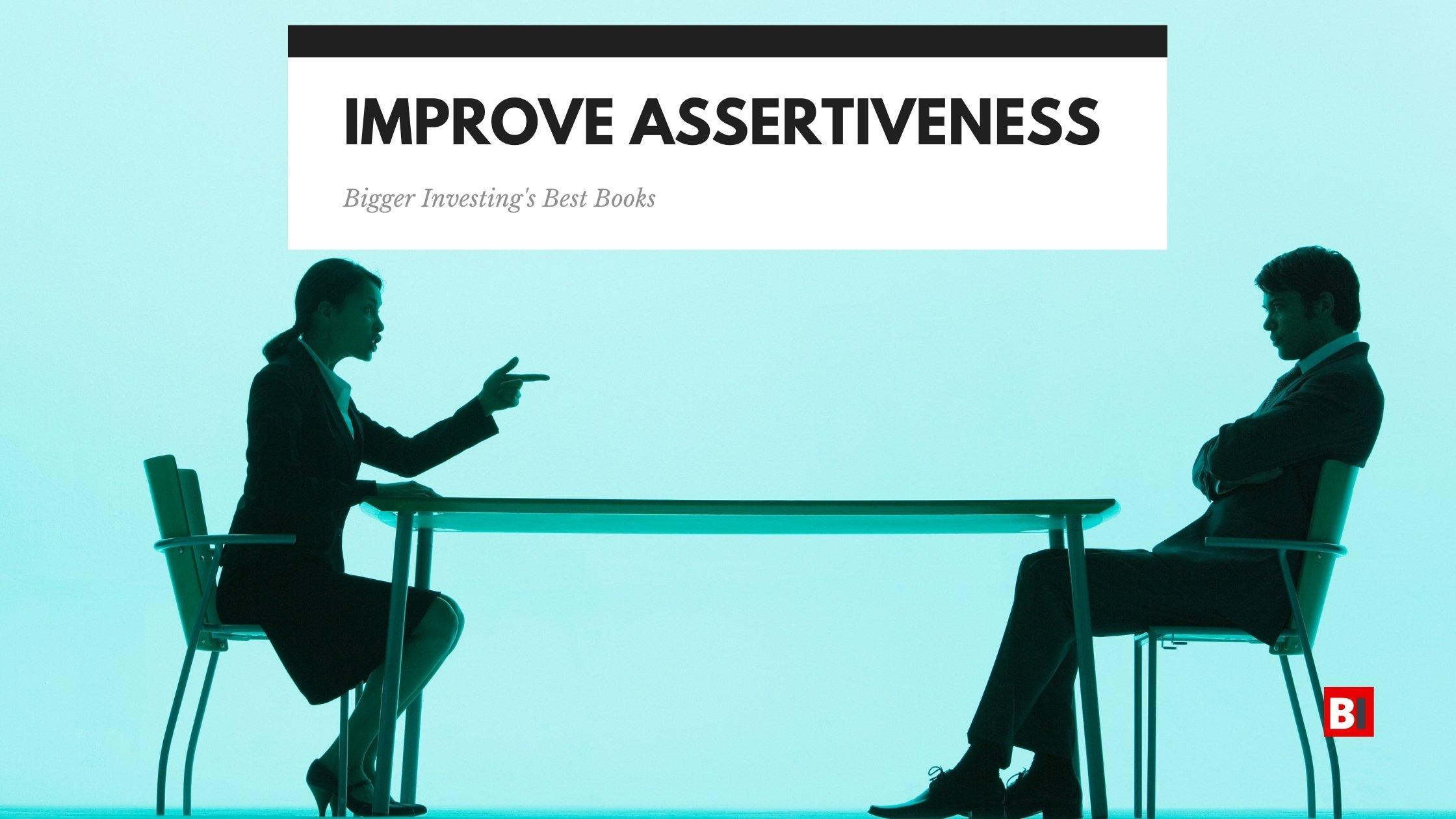 Best Books to Improve Assertiveness